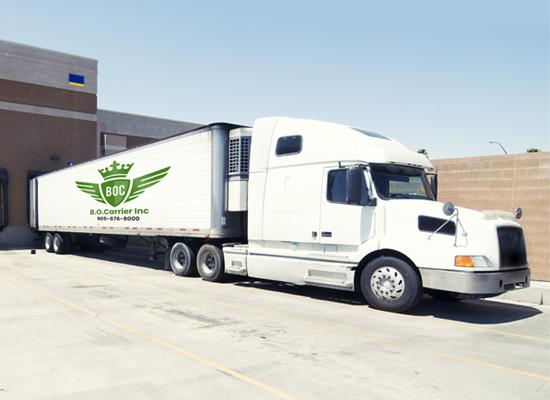 Logistics Delivery